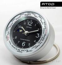 世界時區時鐘