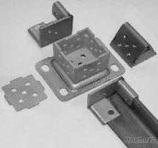 DIY角鋼聯結器