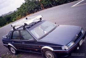 汽車用鋁製車頂架