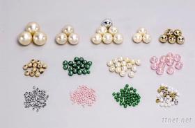 塑膠電鍍染色散珠