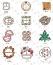 日型扣, 皮带, 水钻扣环