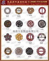 鞋類 服飾 水鑽 扣環 帶釦 花朵 造型 五金 配件