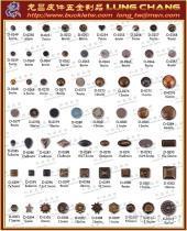 撞釘,铆釘,銅釦,鐵扣,裝飾扣, 壓釦,四合釦,金屬扣, 鈕扣