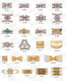 日型扣, 皮带, 水钻扣环, 金属装饰配件
