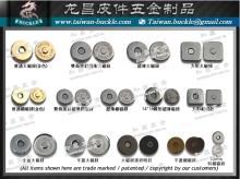 磁扣 磁鈕釦 強力磁鐵扣 logo銘牌 五金配件