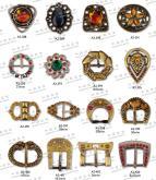五金裝飾扣, 皮帶扣環, 水鑽配件