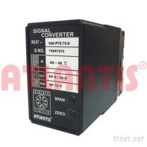 測溫電阻溫度轉換器