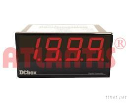 3½位數 (0.8'' )盤面型數字顯示錶