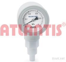 碳氟树脂压力表