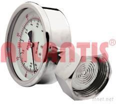 卫生级隔膜压力表