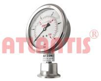 卫生级(食品级)隔膜式压力表