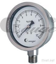 充油全鋼壓力錶