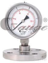 隔膜式壓力計