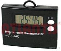数显式温湿度计