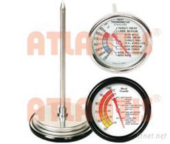 烤肉用溫度計