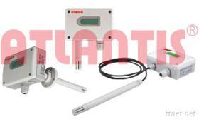 室內/風管/分離型二線式溫濕度傳送器