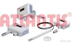 室內/風管/分離型熱線式風速傳送器