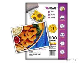 高級噴墨專用紙 108 gsm - A4 (100張)