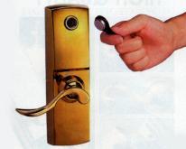 晶片IC電子門鎖