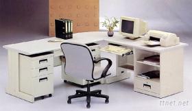 OA L型辦公桌