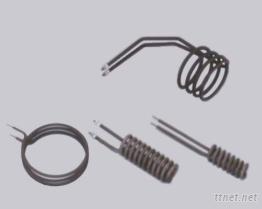 螺旋型電熱管