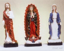 波麗耶穌聖母像