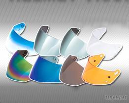 PC高科技太空頭盔鏡片