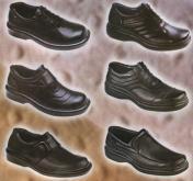 合成皮皮鞋