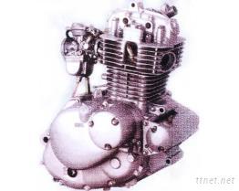 摩托车发动机
