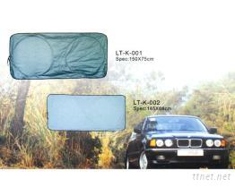 折疊式汽車遮陽簾