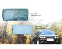折叠式汽车遮阳帘