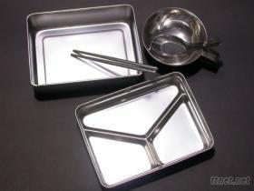 不鏽鋼餐盤