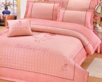 粉紅-C315 床罩組
