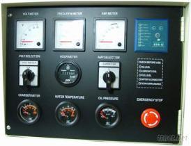 發電機引擎控制箱