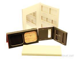 彩妝手工盒