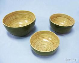 竹製沙拉碗