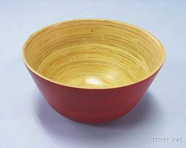 竹制沙拉碗