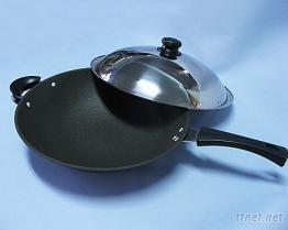 硬磁奈米炒菜鍋(38CM)