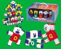 組合益智教育玩具