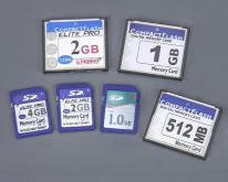 SD/CF記憶卡