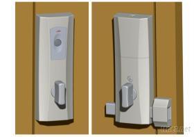 電子感應式門鎖