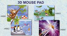 3D鼠标器垫