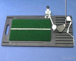 高尔夫球挥捍练习器