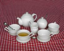 高爾夫造型茶具組