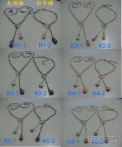 手鍊+項鍊 K1-6