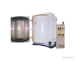 热阻式双门塑胶真空镀膜机