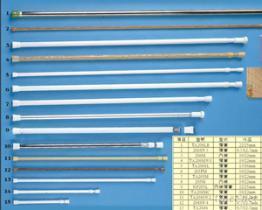多功能鋁或鐵製伸縮桿