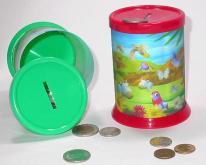 3D DIY存錢筒
