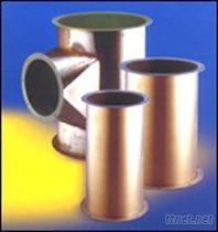 铁弗龙内衬处理风管
