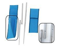 斜紋布包雙節筷組